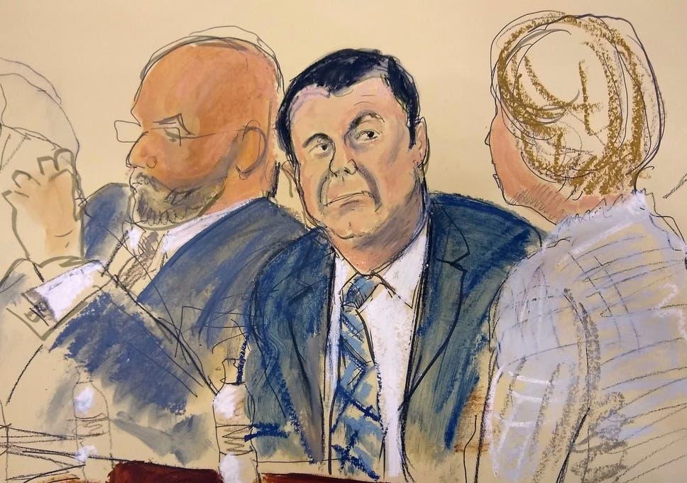 El Chapo trial: Joaquín Guzman defence team claims Sinaloa cartel