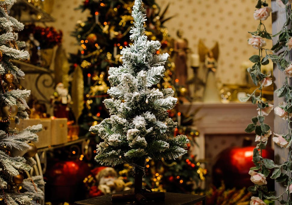 Best Christmas Trees.8 Best Artificial Christmas Trees The Independent