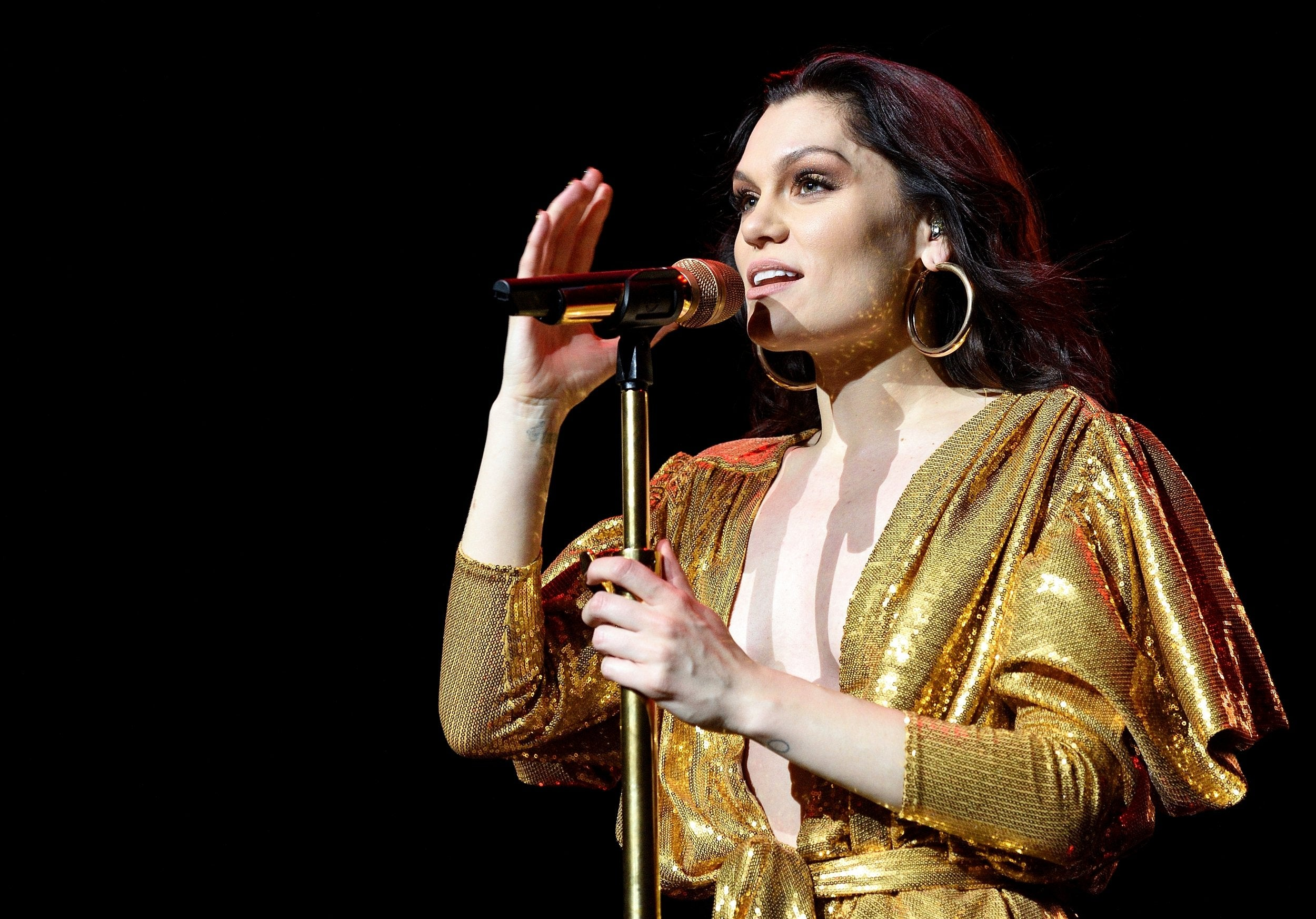 Jessie J review, Royal Albert Hall, London: Pop singer is best