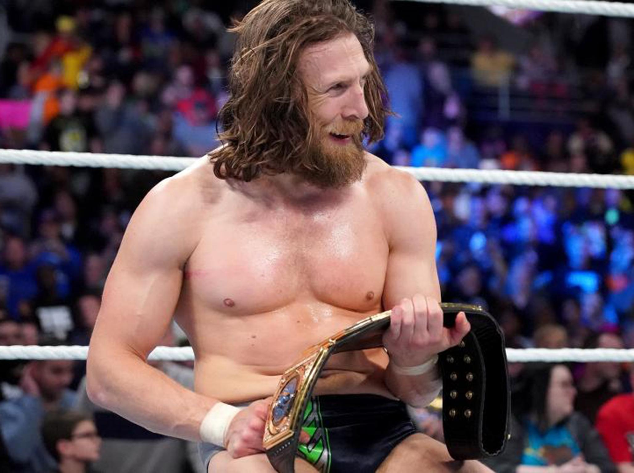 WWE Smackdown results: Daniel Bryan becomes WWE champion after ending AJ Styles' year-long reign