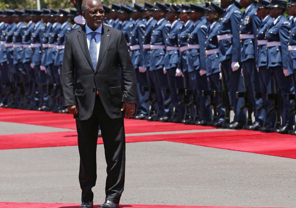 Tanzanian President John Magufuli announced in Jun that students would not be allowed to return to school after giving birth.