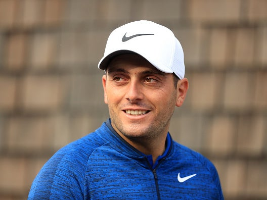 Francesco Molinari 'won't be mad' if best friend Tommy Fleetwood pips him to Race to Dubai title