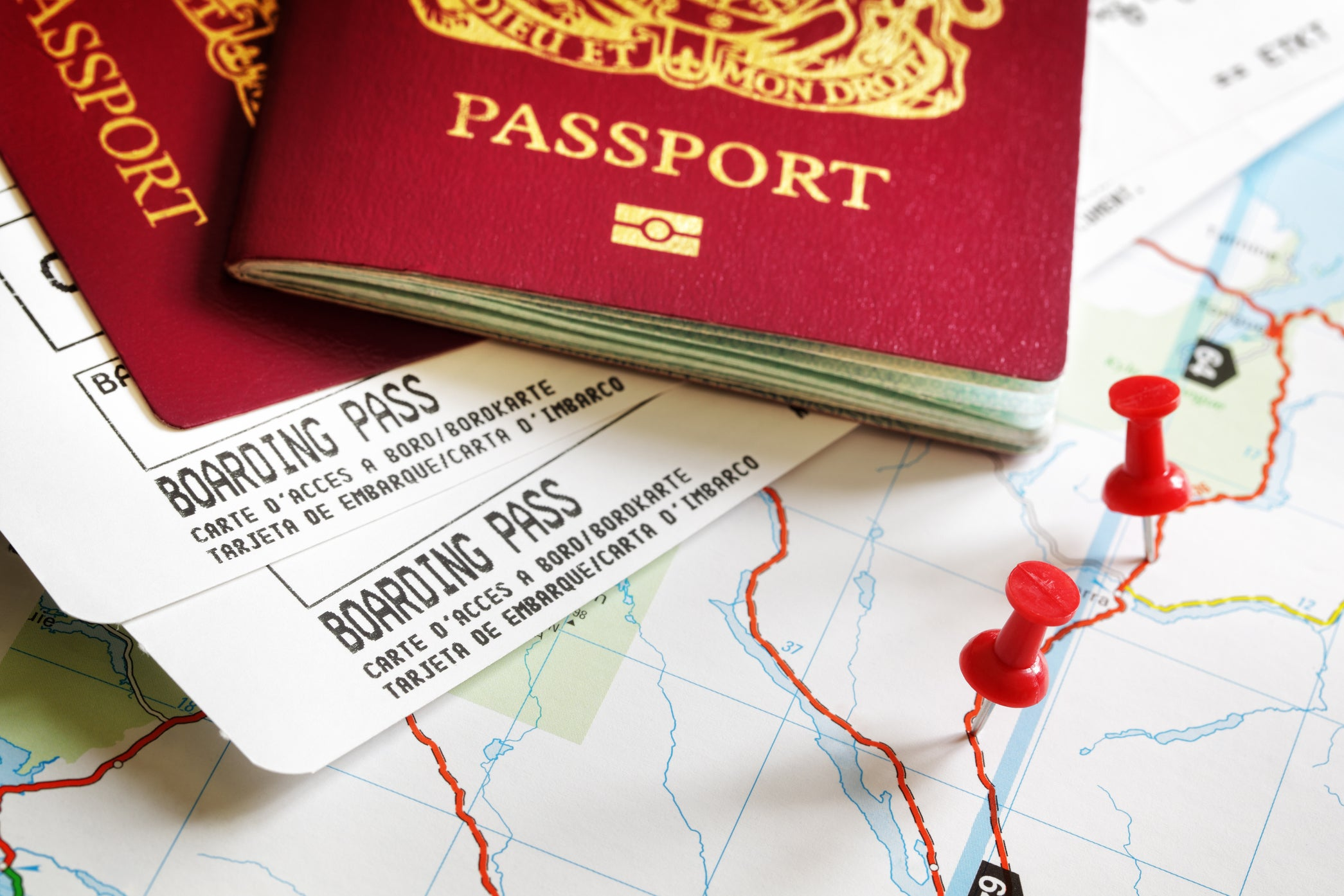 Flight attendant shares easy trick for never leaving your passport at a hotel