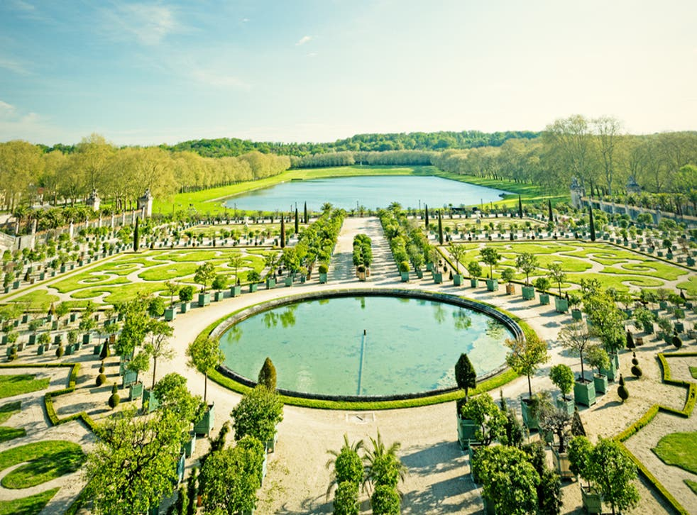 Versailles is more than just a palace