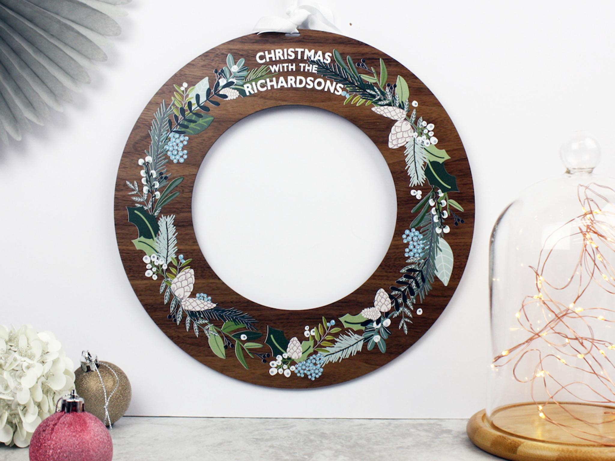 11 best artificial Christmas wreaths | The Independent