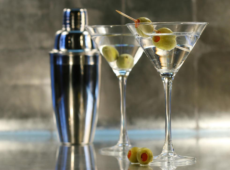 The mistake to avoid when making a vodka martini