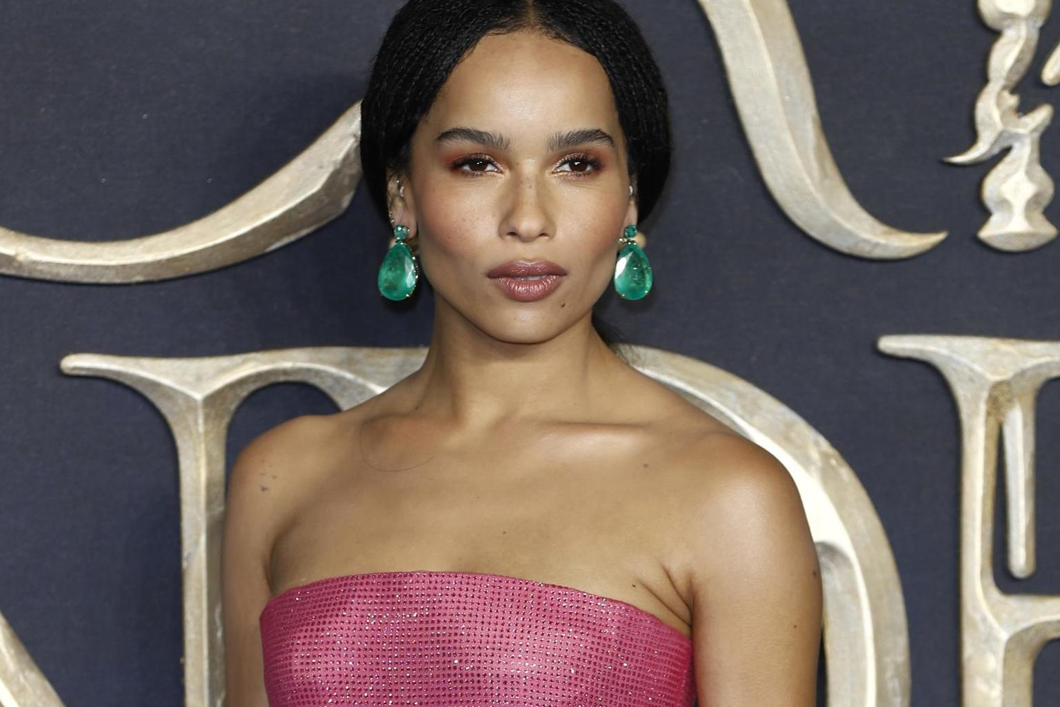 Zoe Kravitz claims she was 'attacked' by Lily Allen, denies kiss det…