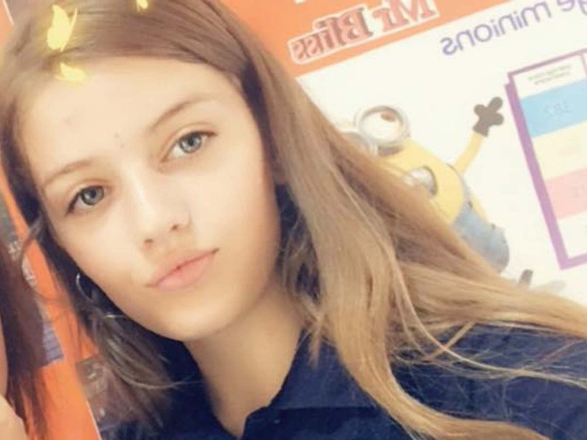 Lucy McHugh: 13-year-old murdered by man who groomed her after moving into mother's home, court hears | The Independent | The Independent