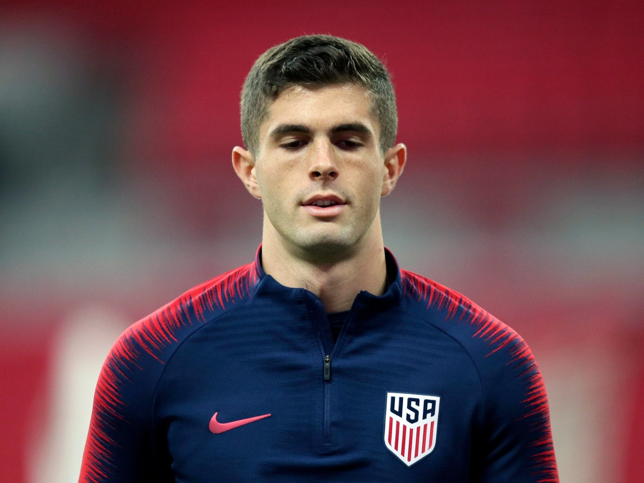 England vs USA: Christian Pulisic, the reluctant poster boy ready to take centre stage