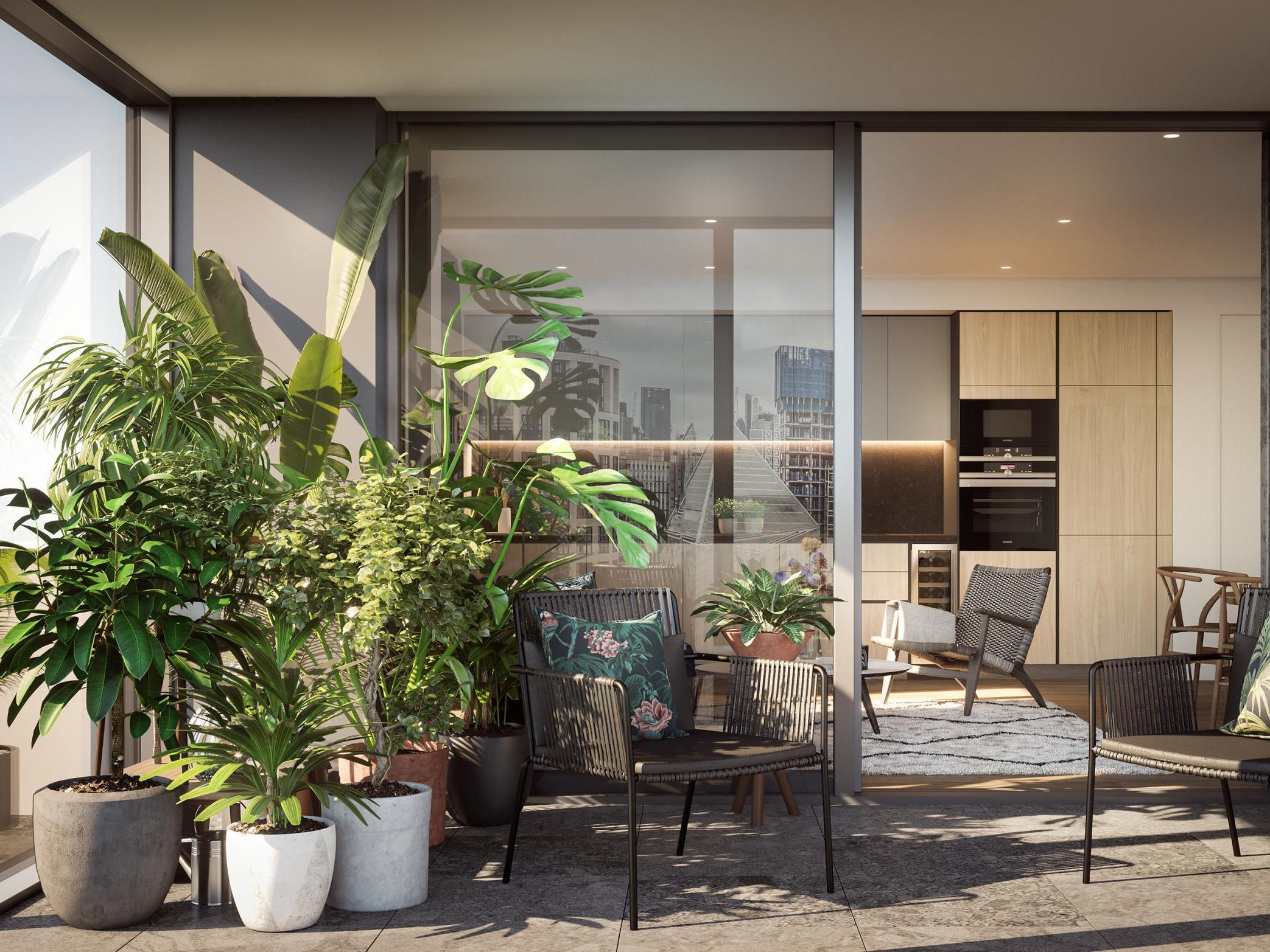 How property developers are getting creative with interior design