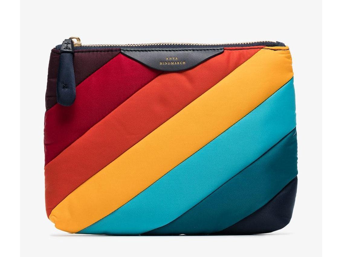 62e4f0bcea8a Anya Hindmarch Makeup Bag  £195, Browns