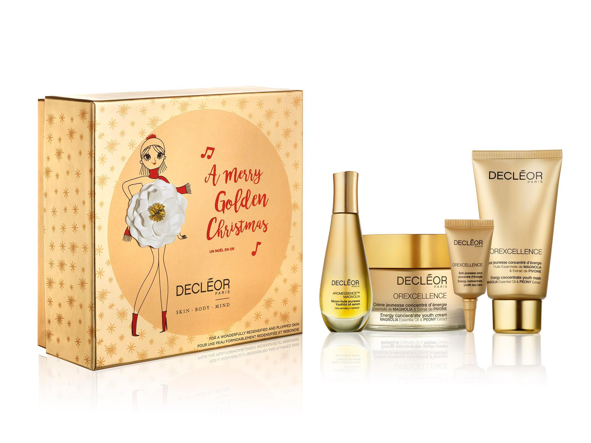 22 Best Luxury Beauty Gifts Over 50 The Independent Barn Mom Trial Set Replenish Full Decleor Use Essential Oil Blends For Base Of Their Products And This Gift Is Perfect Solution Firming Smoothing Lifting Illuminating