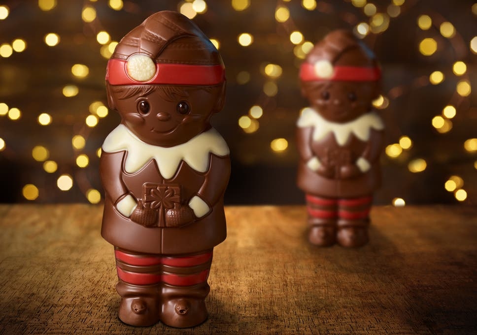 Personalise your Christmas gifts with Thorntons