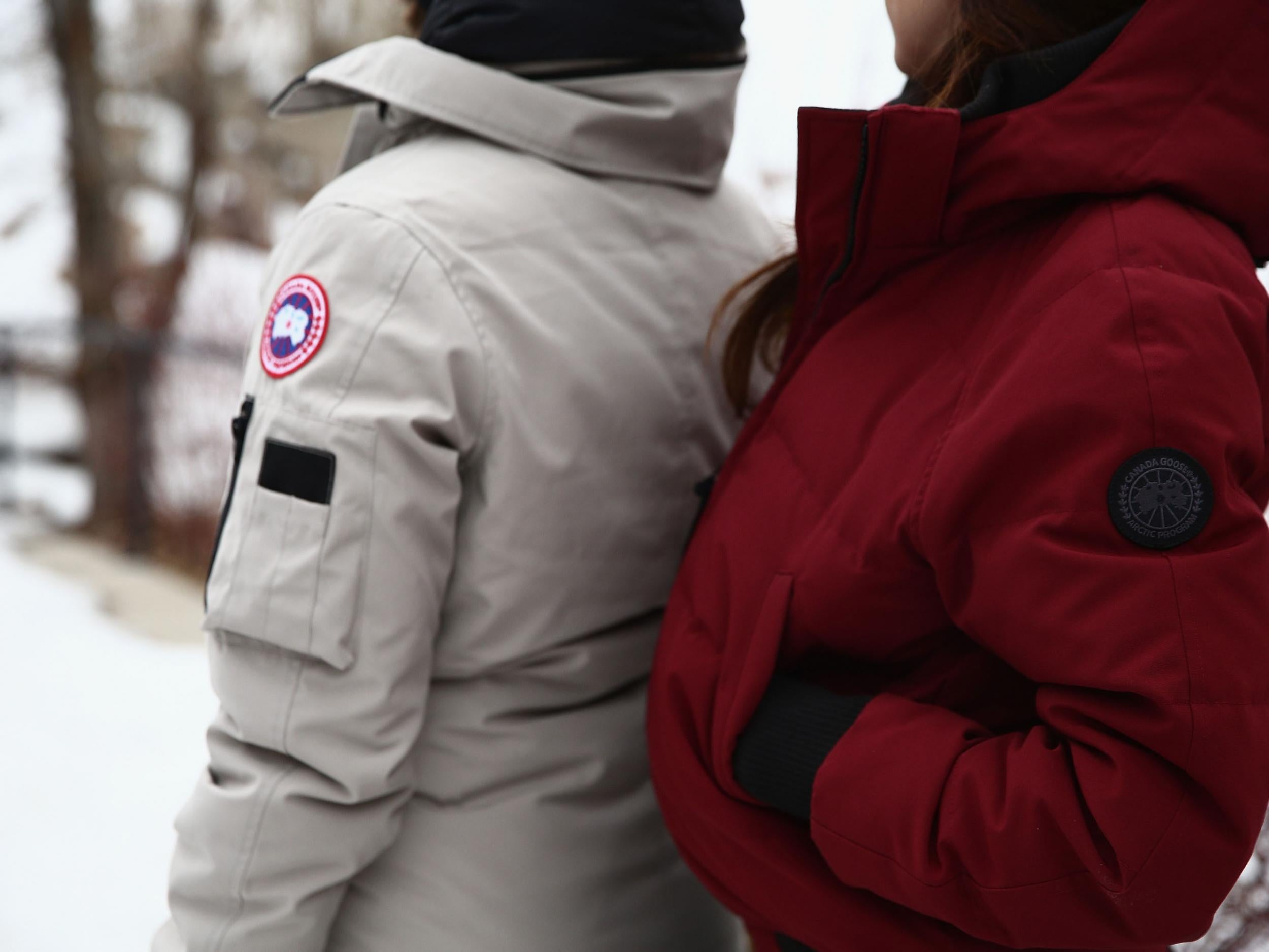how moncler survived business