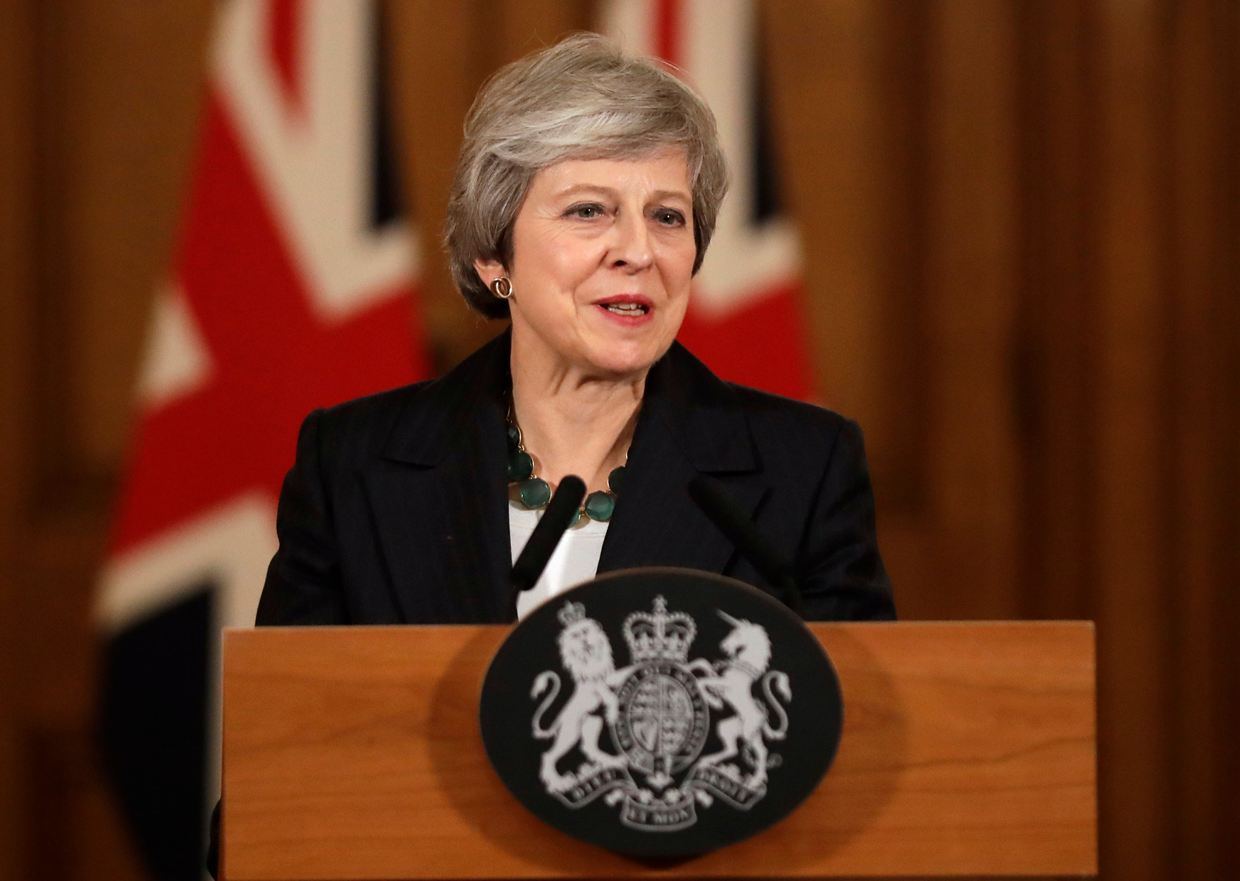 Theresa May is history, but history will be kind to her