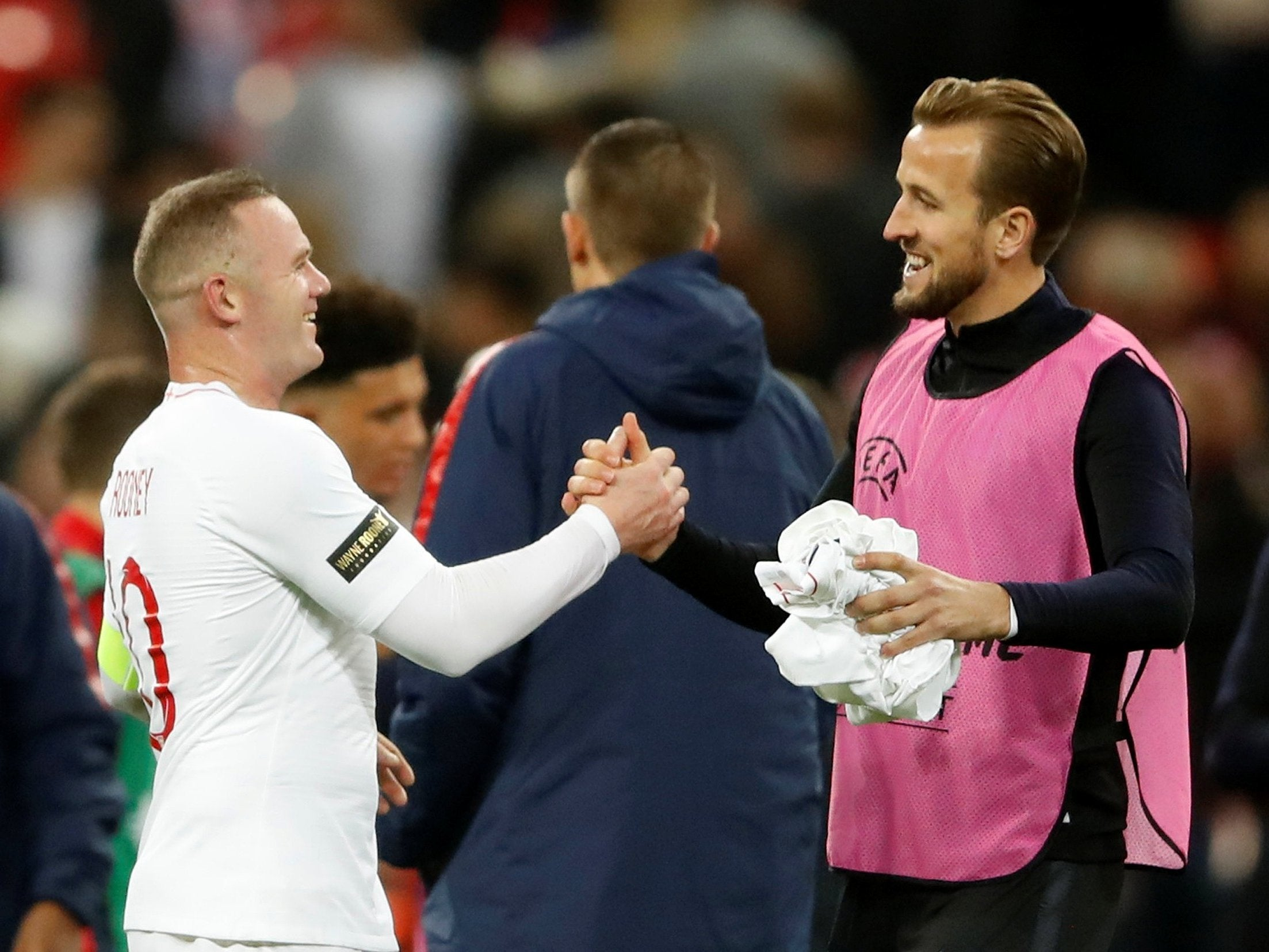 Wayne Rooney Latest News Breaking Stories And Comment The Flexus Gesture Control Sleeve International
