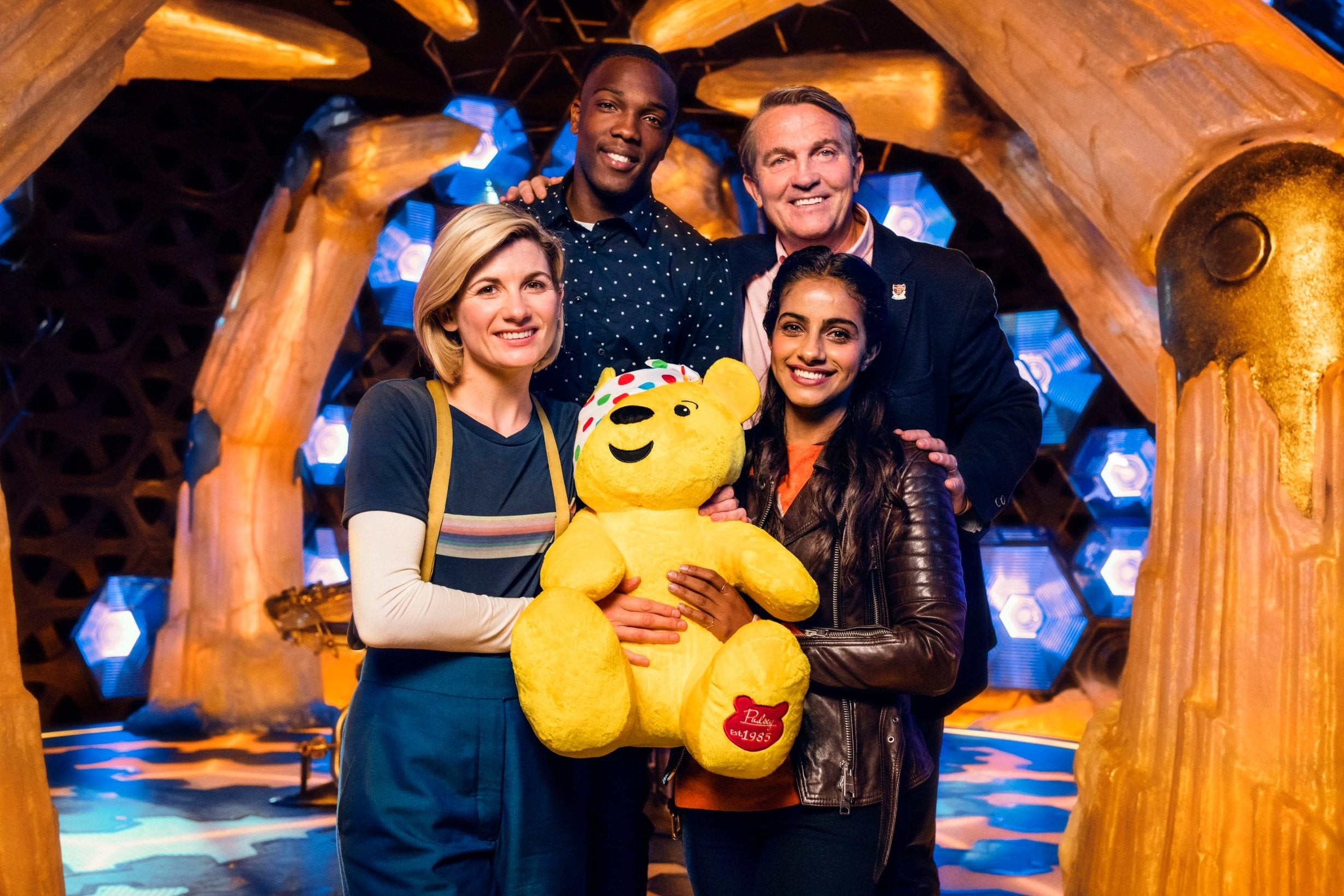 Children in Need all-time total hits £1bn after record-breaking £50.6m is donated for 2018 fundraiser