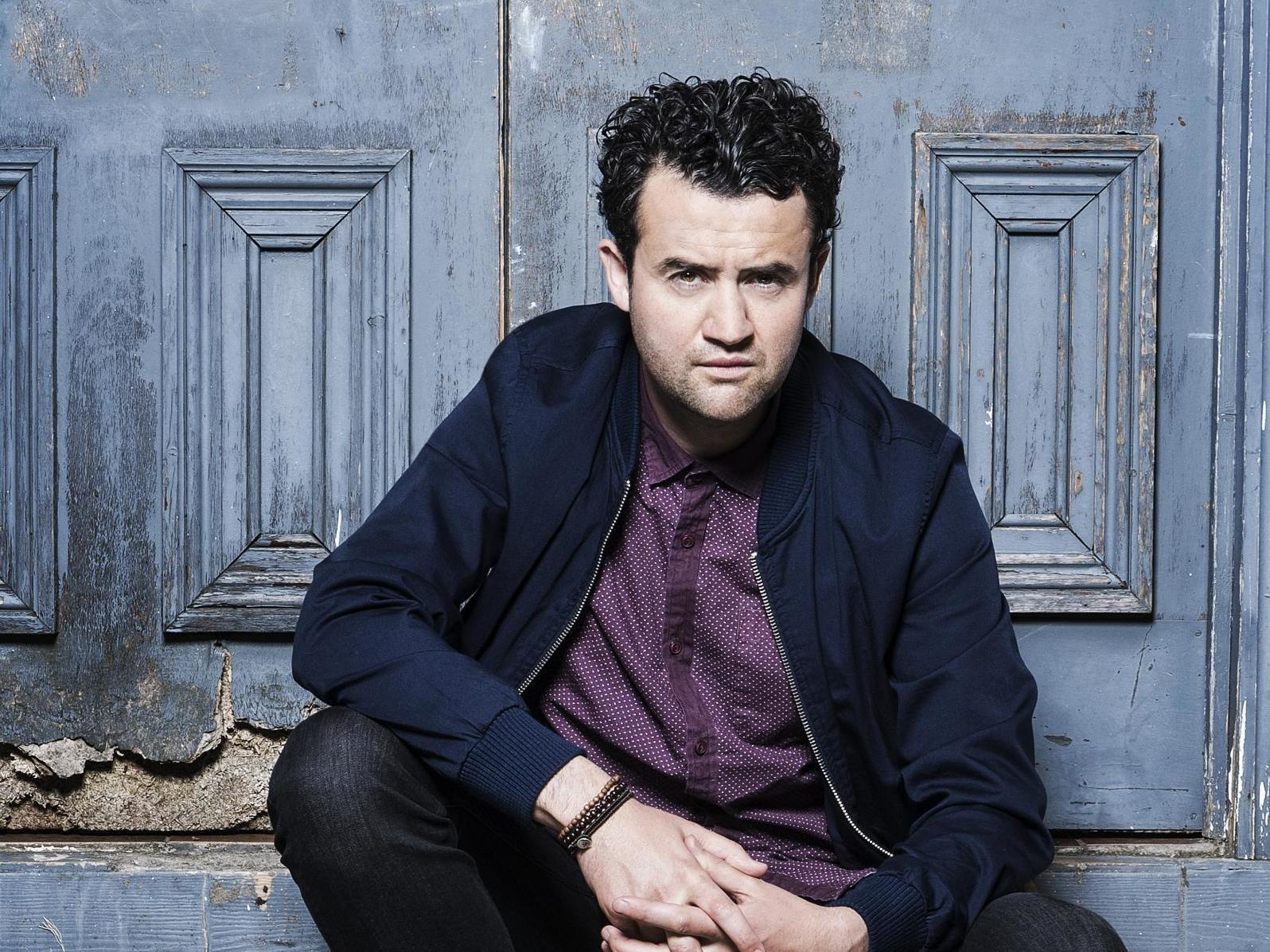 "Daniel Mays on Tony Martin Drama The Interrogation: ""I'm not sure what I would do"""