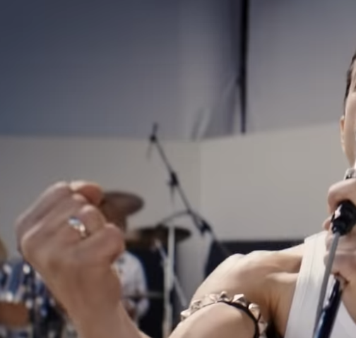 Amazing viral video shows how closely Rami Malek replicated Freddie Mercury's Live Aid performance
