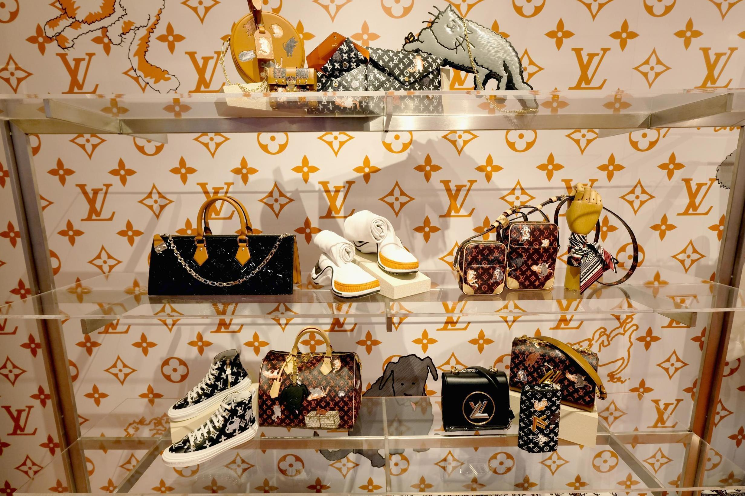 New Louis Vuitton cat-inspired collection launched for animal lovers