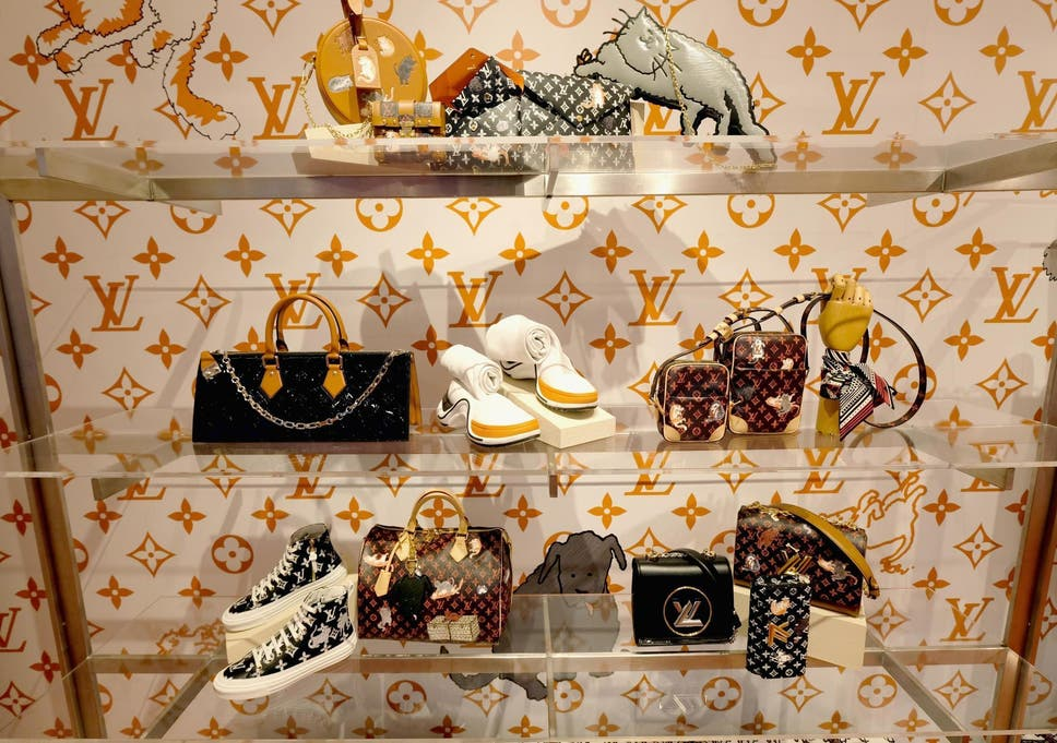 331e0c4fe0b4 New Louis Vuitton cat-inspired collection launched for animal lovers ...