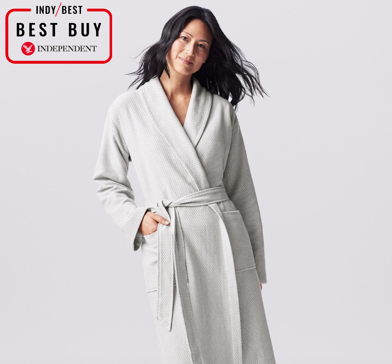 Soft and comfortable night robes Dressing gown Orange Cotton wrap dress pure silk kimono Robes for women