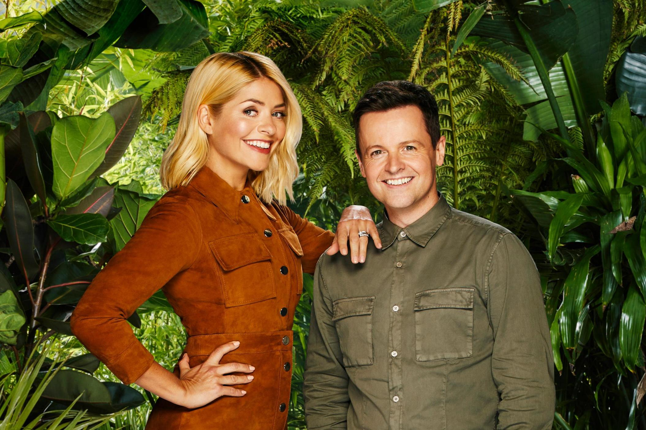 TV preview: 'I'm a Celebrity' should be a little different as Holly Willoughby replaces Ant McPartlin