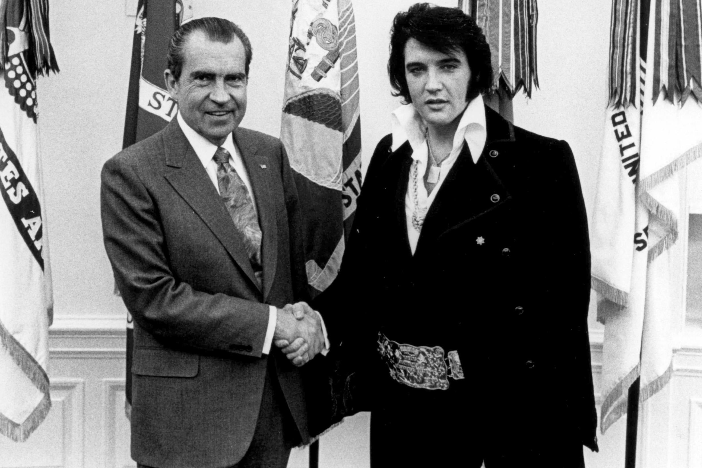 Elvis Presley and the Medal of Freedom: How would the King have felt about this honour from Trump?
