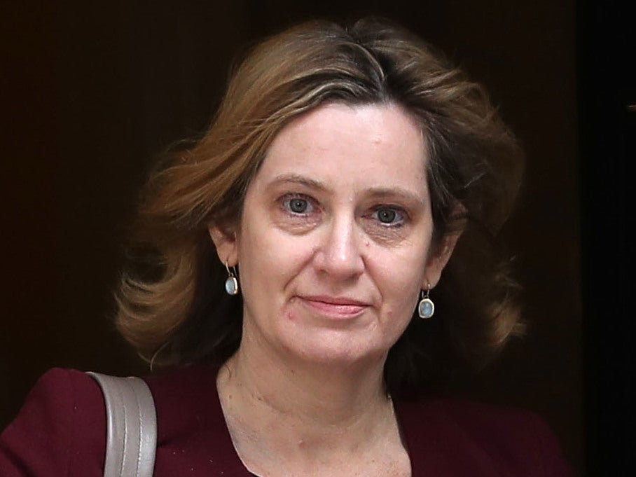 Amber Rudd warned about 'poisoned chalice' of Universal Credit as she becomes sixth DWP secretary in less than three years