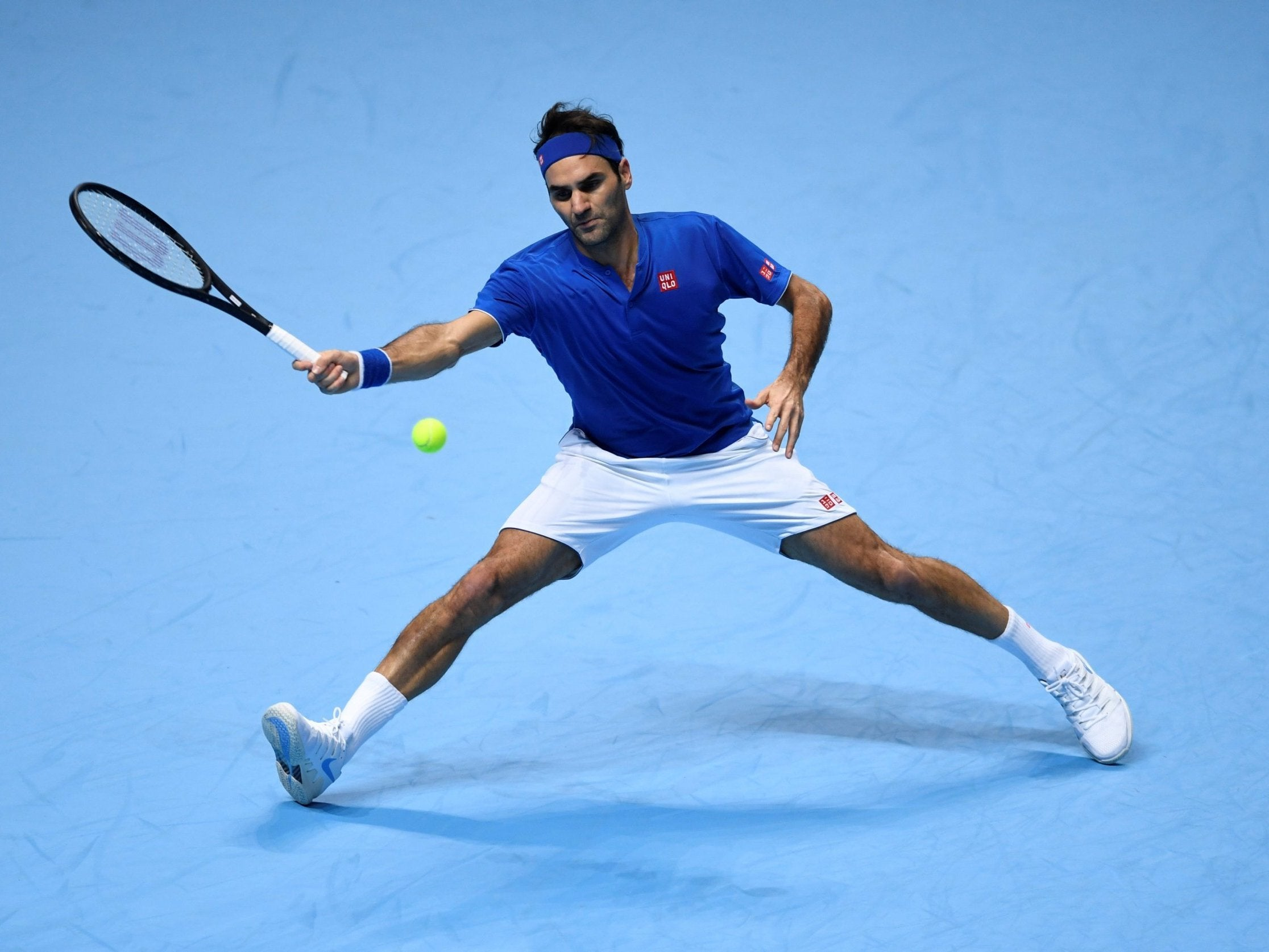 ATP Finals: Roger Federer not thinking about 100th title ...