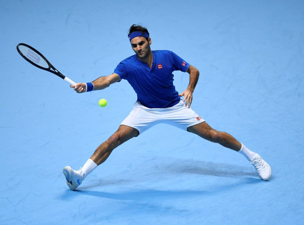 Federer could claim his 100th career title this weekend