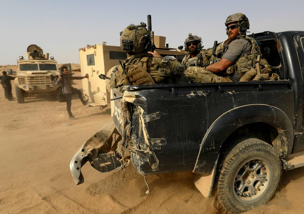 Shrinking territory of Isis forces its leaders into the open, and