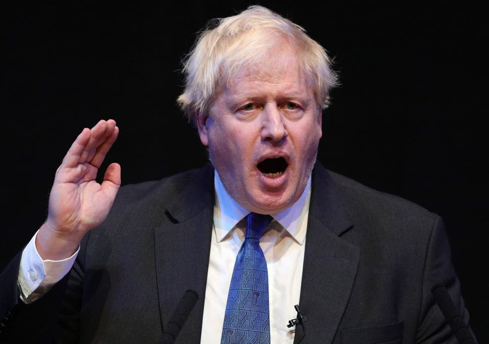 Boris Johnson paid more than £90,000 for two-hour speech by US asset