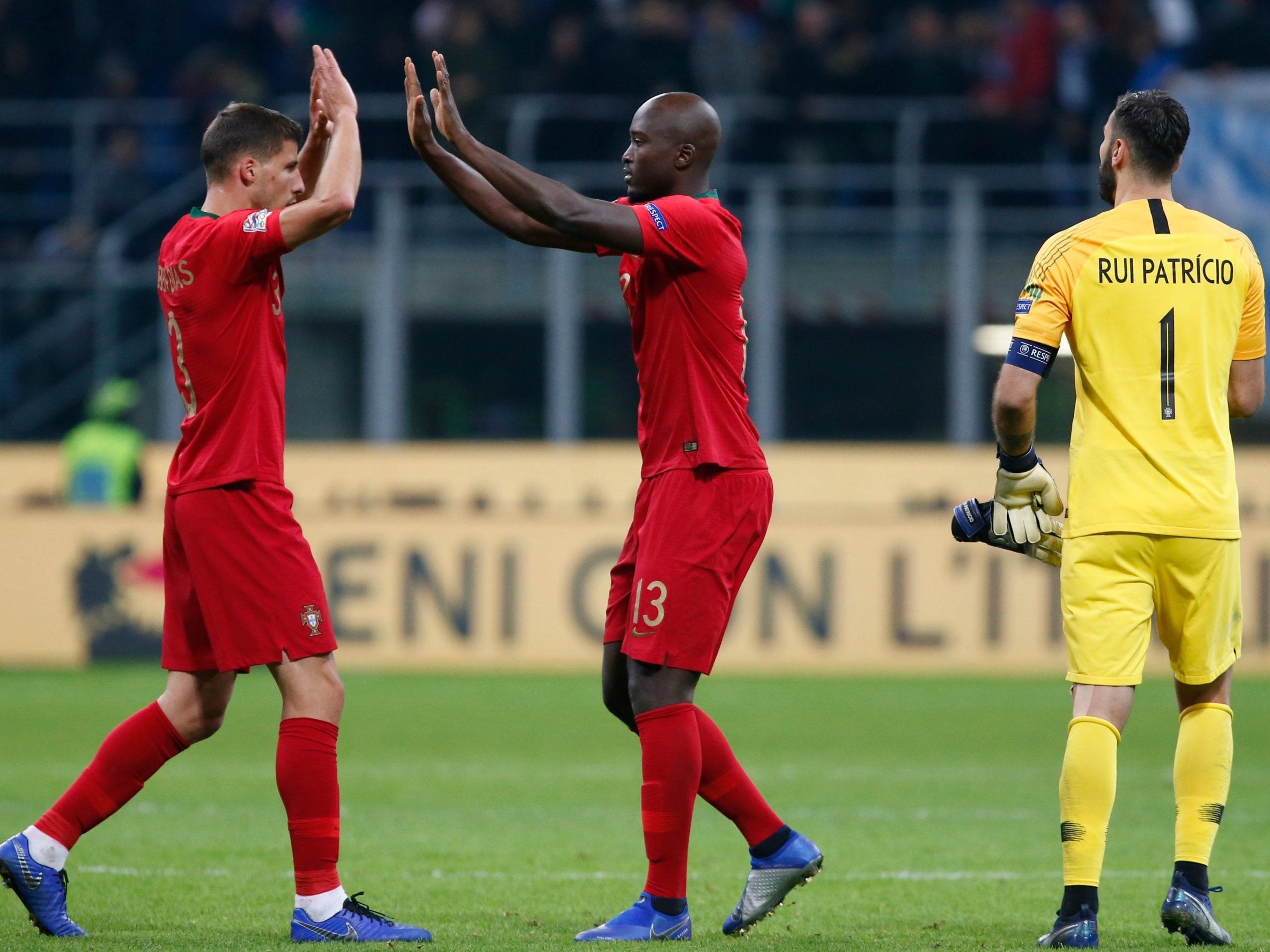Portugal advance to Nations League semi-finals after holding Italy to lacklustre draw