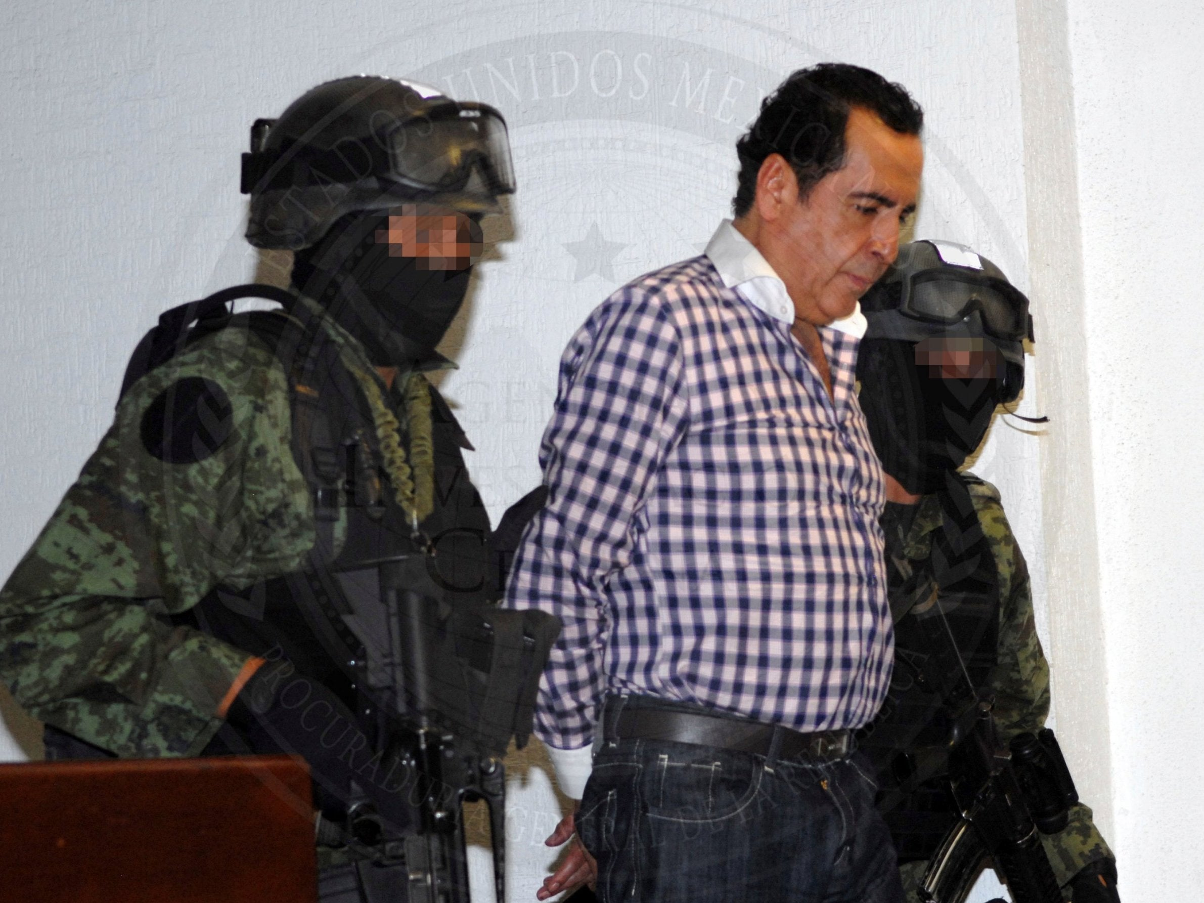 Héctor Beltrán Leyva death: Mexican drug lord and 'El Chapo' rival dies