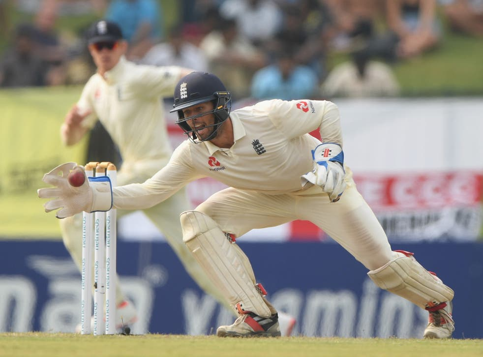 Ben Foakes has retained his place in the England squad