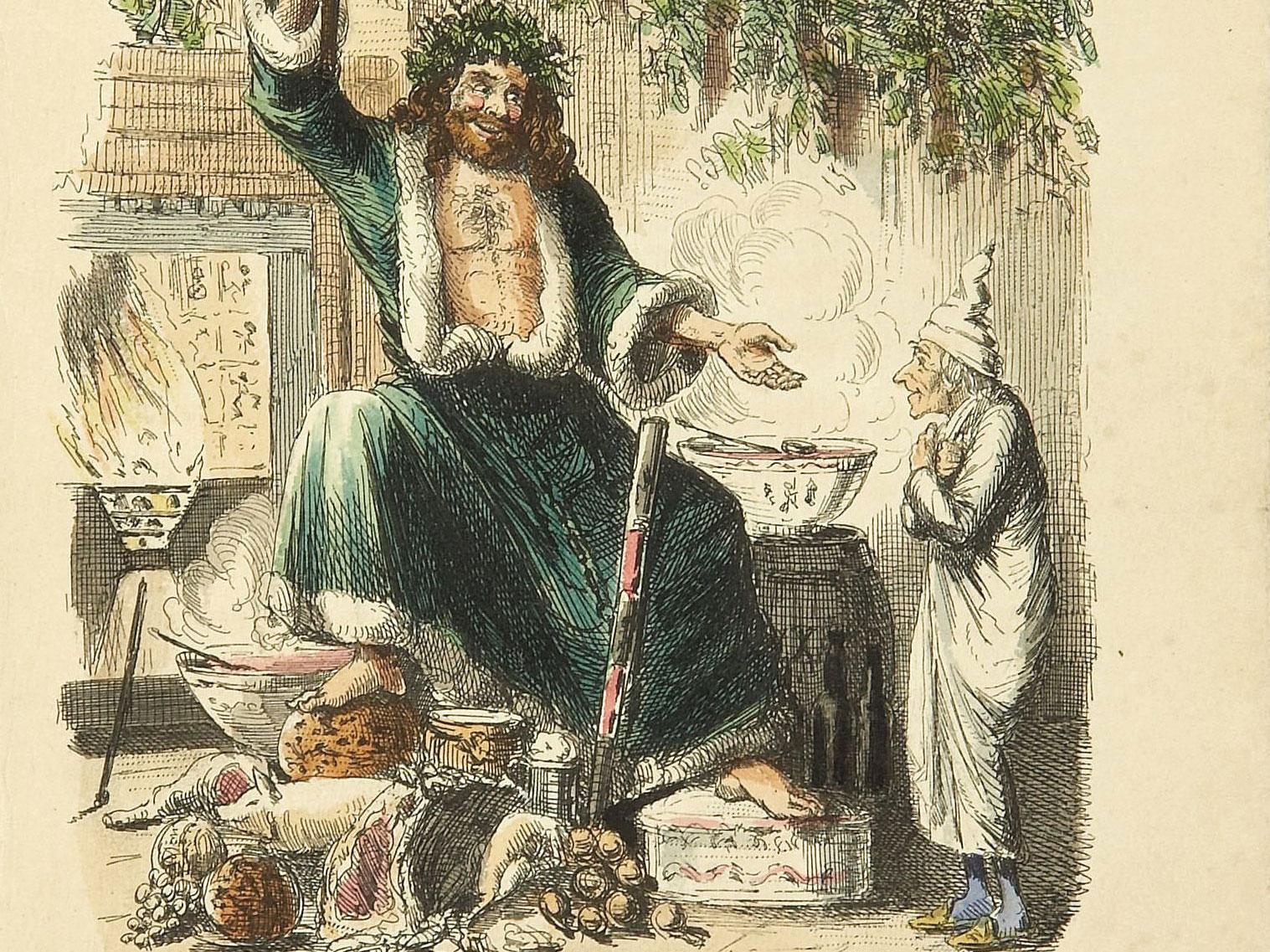 Did Charles Dickens invent Christmas? Bah, humbug, no he didn't | The Independent