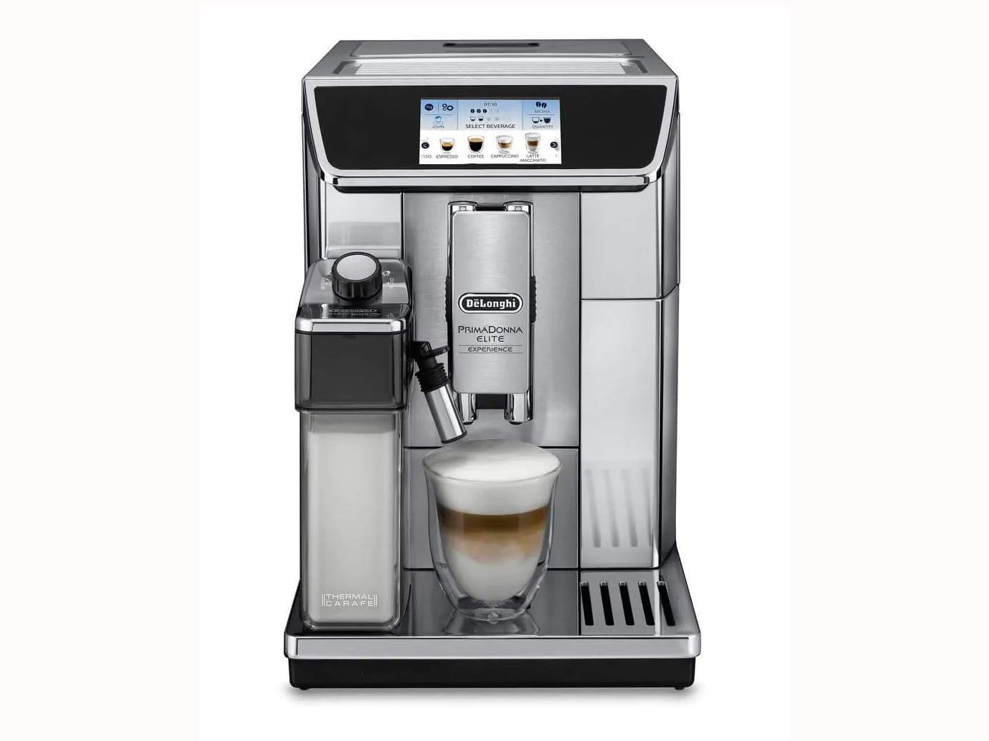 10 Best Bean To Cup Coffee Machines The Independent