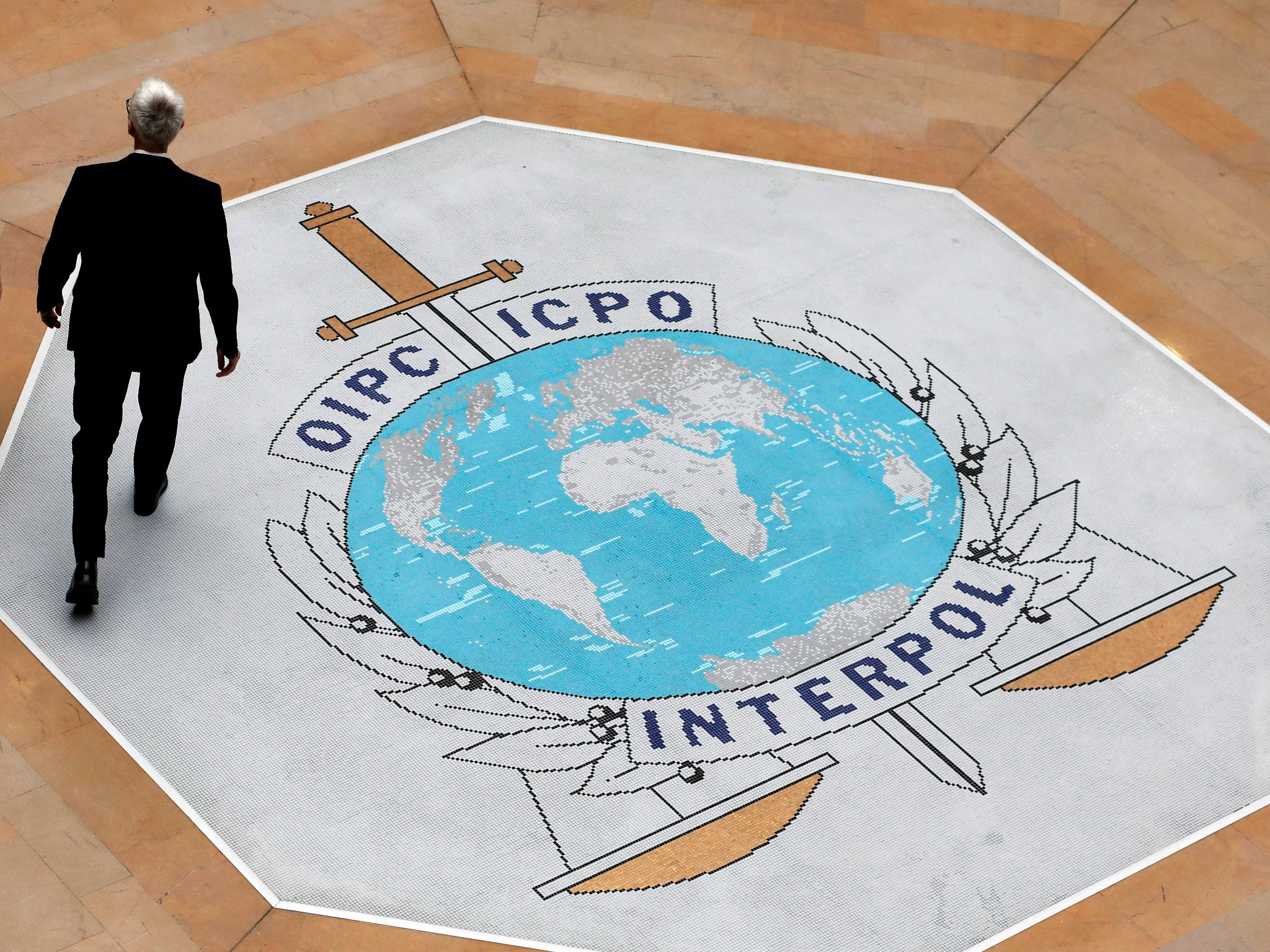 Russian could become new Interpol chief: 'Putin will attempt his most audacious operation yet'