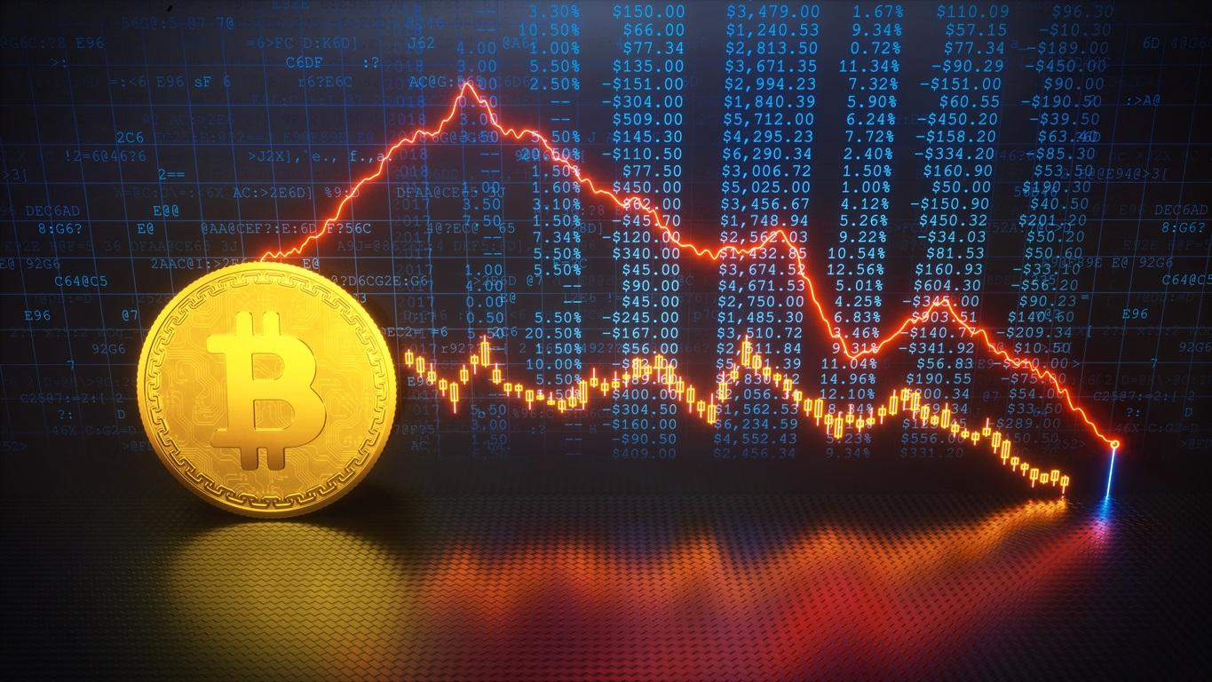 Bitcoin Price in Bizarre Free Fall as Cryptocurrency Hits New 2018 Low
