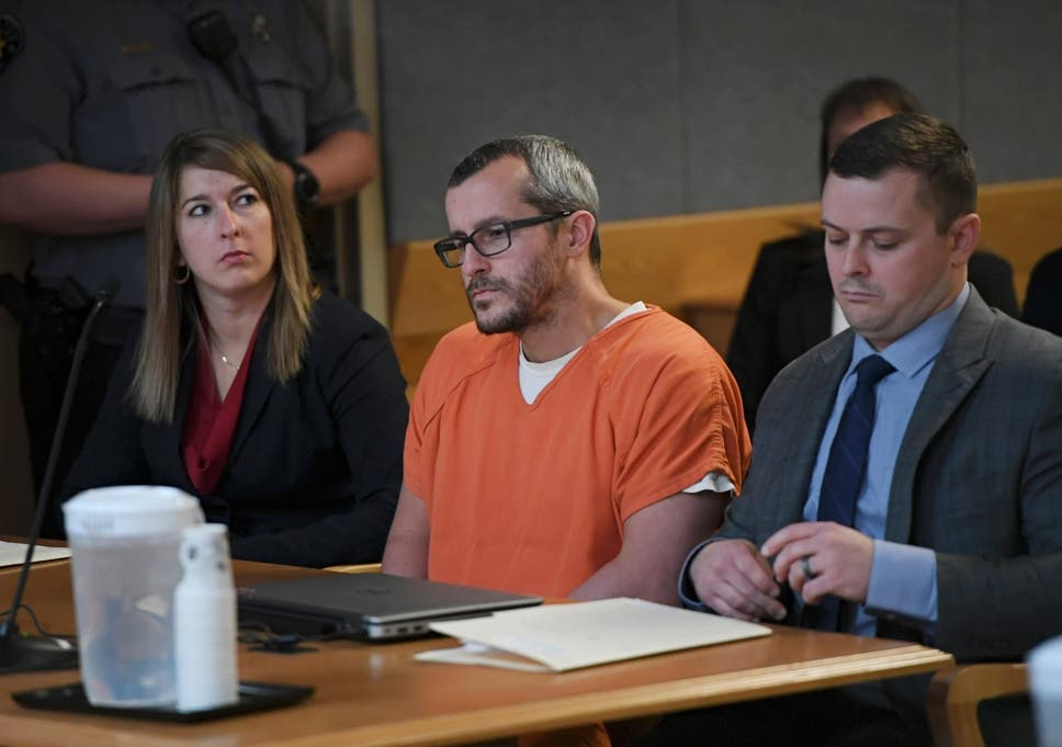 Chris Watts: Colorado man sentenced to life for murdering