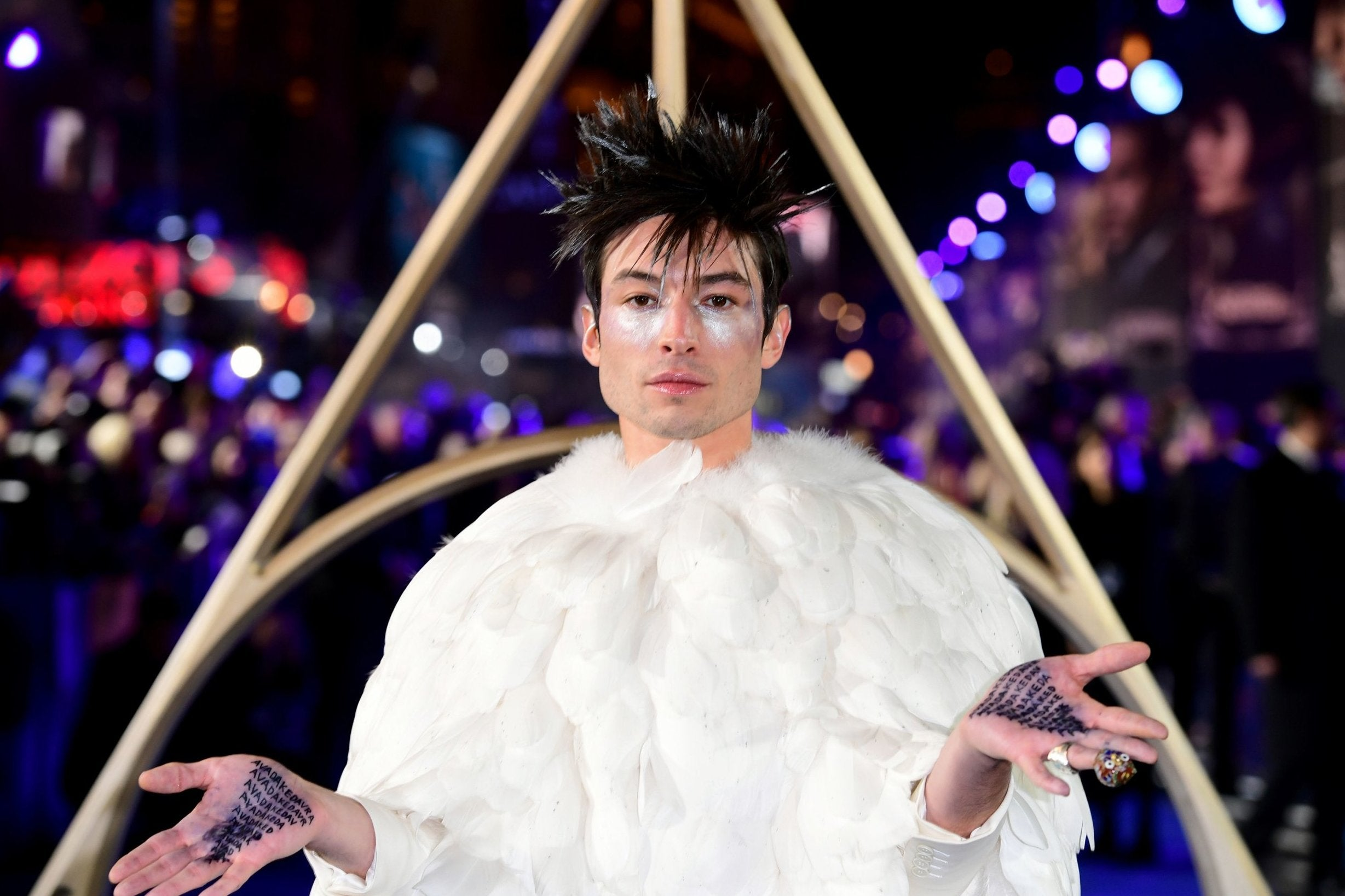 Ezra Miller Latest News Breaking Stories And Comment The