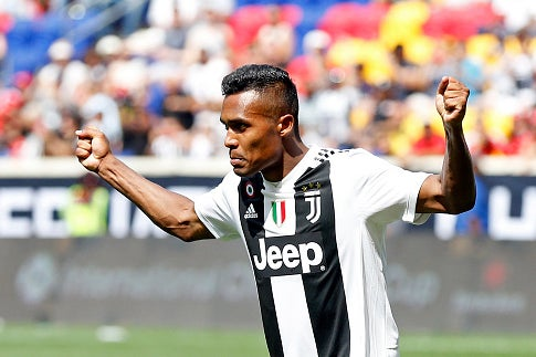Juventus' Alex Sandro admits has 'a desire to play in the Premier League'