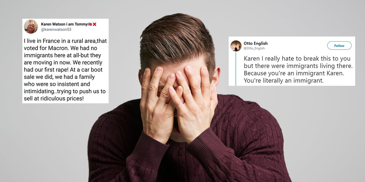 Brexit supporter living in France gets roasted after complaining about immigration