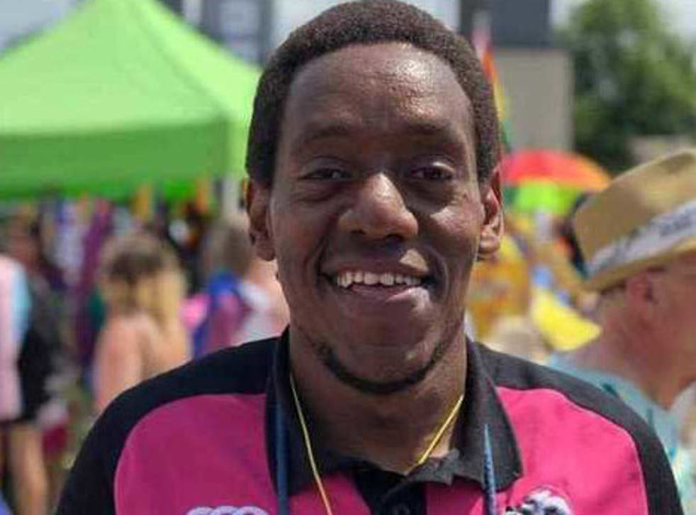 Kenneth Macharia has lived in the UK since 2009