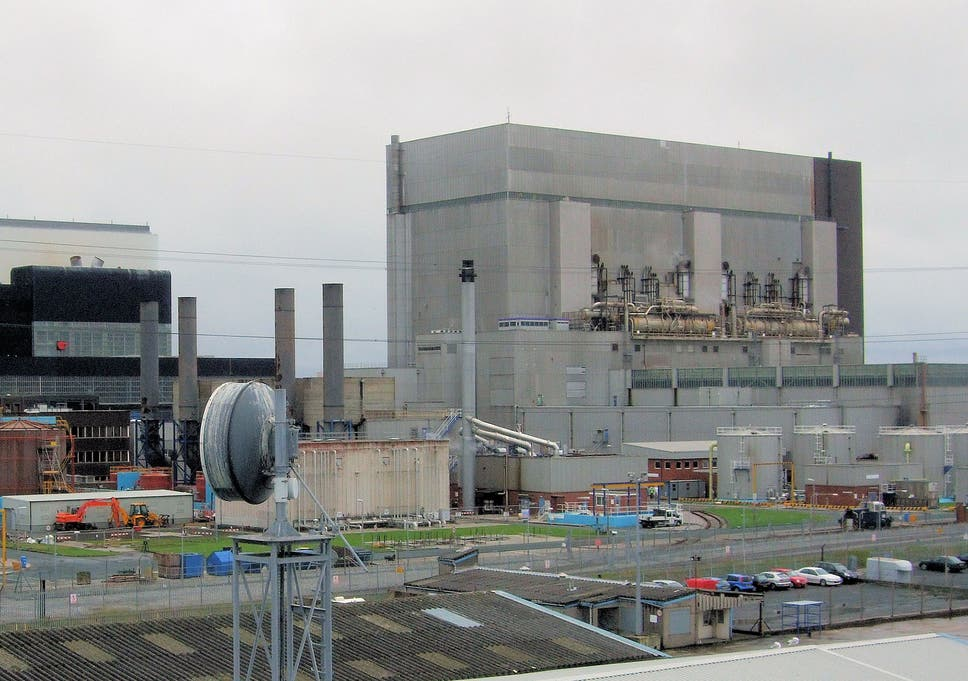 Three injured after accident at nuclear power plant in
