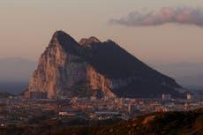 Spanish warship 'sails past Gibraltar playing Spanish anthem'