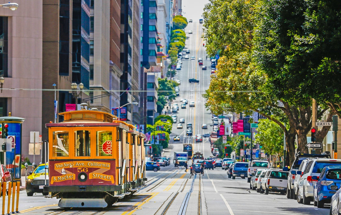 San Francisco city guide: Where to eat, drink, shop and stay in California's  counter-cultural heartland | The Independent