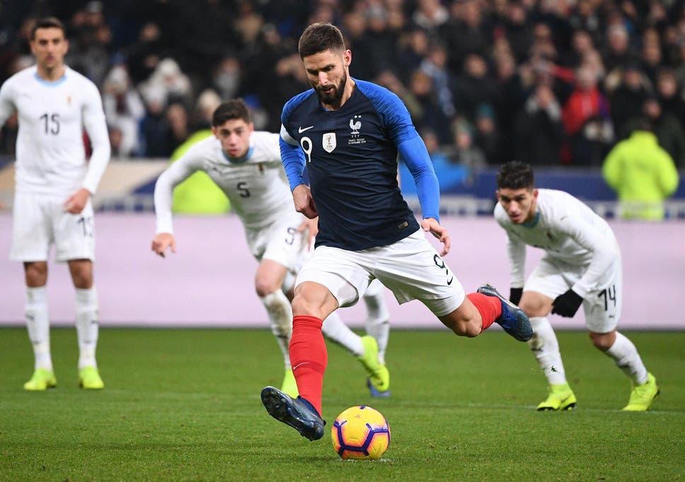 Image result for france vs uruguay 2018 paris
