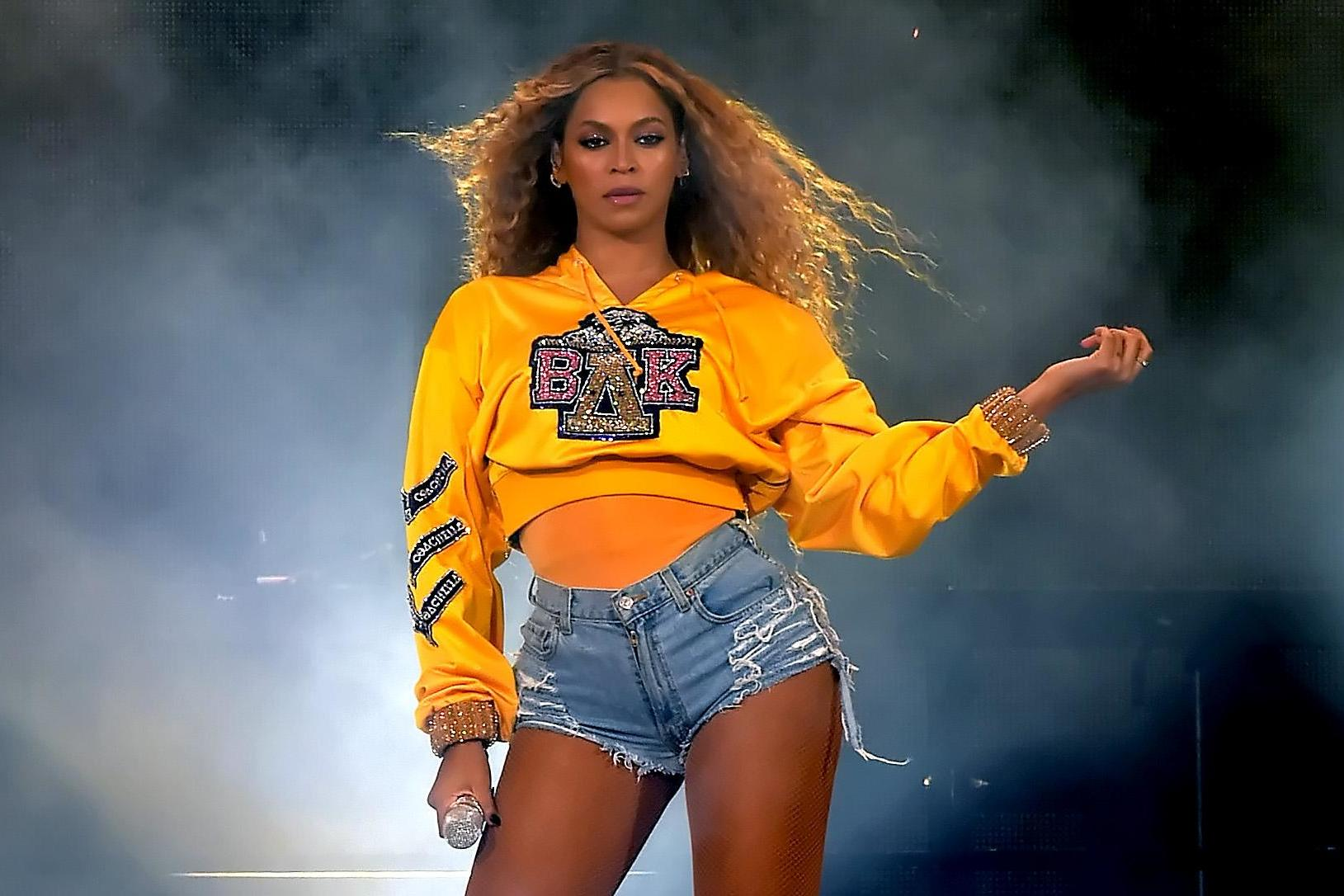 Beyoncé has unveiled her annual holiday collection, complete with 'HolidaYoncé' hoodies